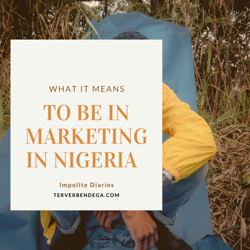 Marketing in Nigeria
